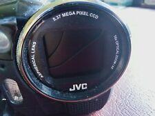 JVC EVERIO GZ-MG575 40GB HARD DISK CAMCORDER