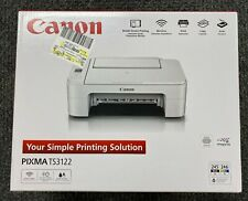 x1 New Canon Pixma TS3122 Wireless All In One Inkjet Printer  (Ink Not Included)