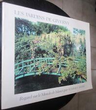 Les jardins de Giverny Regard sur le Monde de Monet par Stephen Shore  1983