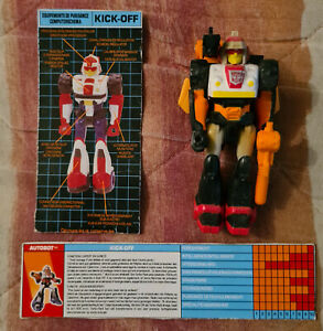Vend Figurine Transformers G1 Autobot: Kick Off