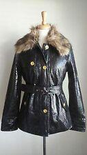 South Pole Collection Black Women's Jacket/Coat Sz M