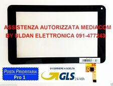 TOUCH SCREEN MEDIACOM 707I SMARTPAD M-MP707I VETRO ORIGINALE