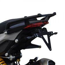 Kennzeichenhalter Ducati Hypermotard Hyperstrada Heckumbau verstellbar tail tidy