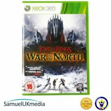 Lord of the Rings: War in the North (Xbox 360) **IN A BRAND NEW CASE!**