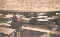 CARTOLINA - militare - CAMPO DI BUFFALUTO