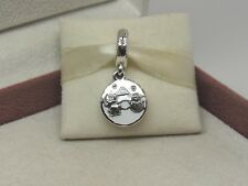New w/Box Pandora Perfect Christmas Dangle Charm 797562EN12   Charming Sentiment