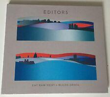 EDITORS - Eat Raw Meat = Blood Drool *MaxiCD* 6-Tracks