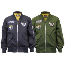 Abrigos y chaquetas de niño de 2 a 16 años abrigo