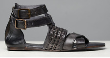 Bed Stu Capriana Graphite Dip Dye Leather Sandal Women's Whole Sizes 6-11/NEW!!!