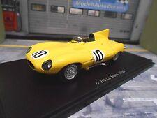 Jaguar D Type D-Type Le Mans 1955 #10 Claes Swaters Spark 1:43