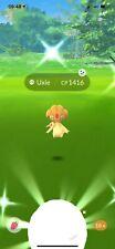 POKEMON GO - SHINY UXIE Selfe Créhelf EXCLUSIVE ! Mini @ccount