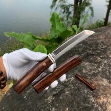 VERY SHARP M390 BLADE JAPANESE NINJA KATANA SAMURAI WARRIOR SWORD SURVIVAL KNIFE