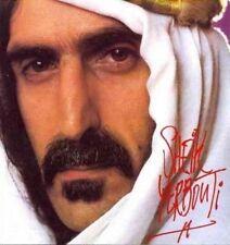 Sheik Yerbouti 0824302385920 by Frank Zappa CD