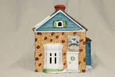 """Retired Department 56: New England Village Series: """"Apothecary Shop"""" #6530-7"""
