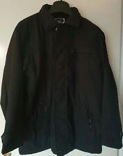THOMAS BELL Warm Winter Jacket Coat - MEDIUM - Black - RRP £70!!