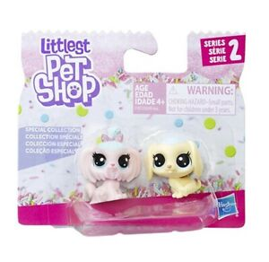 Littlest Pet Shop special collection FROSTING FRENZY PUPPY  figure series #2 LPS