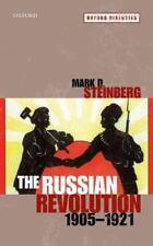 el Ruso Revolution, 1905-1921 (Oxford Histories) por STEINBERG, Mark D. PAP