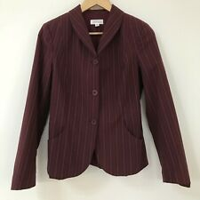 Barneys New York Womens Jacket, Size 8, Made In Italy