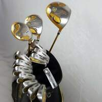 Golf Clubs Honma Beres IS-06 Complete Sets 4 Star Regular-Flex ARMRQ X - 14pc