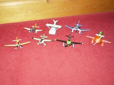 SMALL COLLECTION OF 7 DISNEY PLANES
