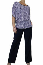 Cotton Top Floral Suits & Tailoring for Women with 2 Pieces