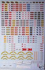 NASCAR DECAL 2008 - 2009 STOCK CAR GOODIES, CONTIGENCIES & EXTRAS