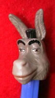 PEZ DISPENSERS / DONKEY FROM SHREK / WILL COMBINED POSTAGE