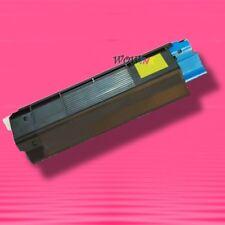 1P Non-OEM Alternative YELLOW TONER for Okidata 42127403 C5300n