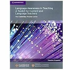 Language Awareness in Teaching: A Toolkit for Content and Language Teachers (Pap