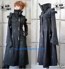 punk Kera NANA Gothic Lolita long Jacket Blazers SZ L