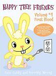 Happy Tree Friends - First Blood (vol. 1) - DVD - Animated Color NTSC- *NEW