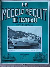"""LE MODELE REDUIT DE BATEAU N°175 (janv-fév 1974) Bananier """"Fort Fleur d'Epée"""""""