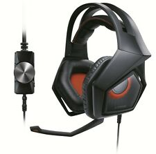Asus Strix Pro Gaming Headset, PC Mac PS4 Smartphone Tablet, 60mm Drivers