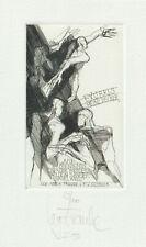 Ex libris Exlibris by FRANKE REGINA / Germany