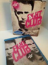 Fight Club Dvd 10th annv. edition bratt pitt movies edward norton drama thriller