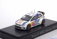 1:43 Spark VW Polo R WRC #1, Rally Monte Carlo Ogier/Ingrassia 2014