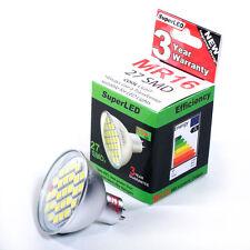 MR16 27 SMD 5.5 vatios Bombilla caliente o frío Clase A de energía [] Superled