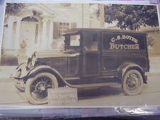 1928 29 ? FORD TRUCK  BOYERTOWN PA  BODY WORKS   11 X 17  PHOTO /  PICTURE