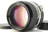 MINT/ Nikon AI-S 85mm F2 NIKKOR Lens MF SLR 35mm film camera from Japan #0406