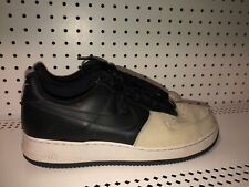 2008 Nike Air Force 1 Elephant Print Mens Athletic Shoes Size 12 Gray Black Gold