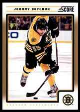 2012-13 Score Gold Johnny Boychuk #67