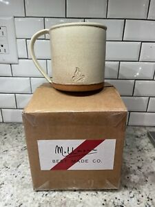 New! Best Made Company Co. New York. Francis Mallmann Stoneware Mug. Made In USA
