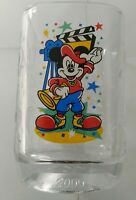 Walt Disney World Studios Mickey Mouse Hollywood Vine Mug 2000 McDonalds Movie