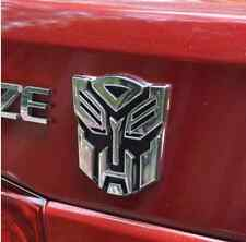 Transformer Autobot Decepticon Badge Emblems Sticker Car Trunk Gas Tank Yamaha