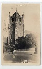 CHRIST CHURCH, BLACKLANDS, HASTINGS: Sussex postcard (C11313)
