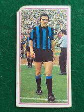 CALCIATORI 1970/71 70/1971 INTER BONINSEGNA , Figurina Panini (NEW)