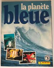 ALBUM PANINI LA PLANETE BLEUE / MUSEE MONACO ¤ AVEC 166/180 VIGNETTES ¤ 1995