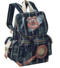 Karierte Damentaschen aus Synthetik mit Innentasche (n)