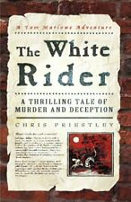 The White Rider (Tom Marlowe) by Chris Priestley Paperback Book The Fast Free