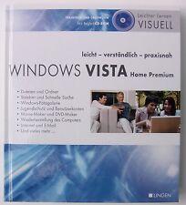 Windows Vista Home Premium - Buch mit CD-ROM - Leichter Lernen VISUELL